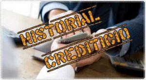 Ver historial crediticio