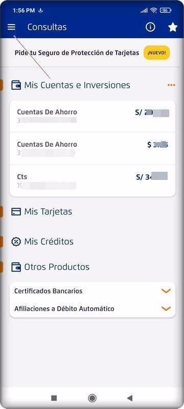 pagar recibo Entel por la App BCP